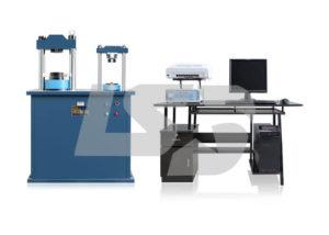 自动弯曲和压缩试验机