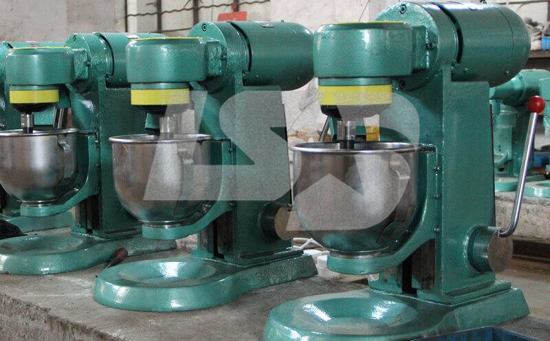 2020欧洲杯亚博鹿大机械仪器厂指导水泥砂浆搅拌机
