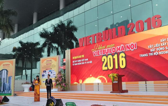 2016越南混凝土展开幕式