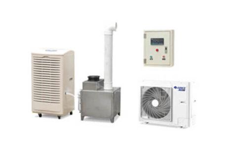 恒温恒湿控制系统