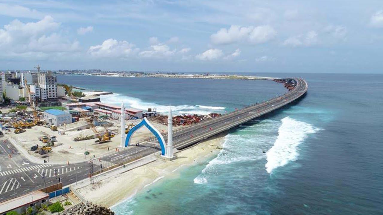 China-Maldives友谊大桥
